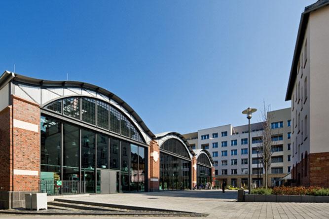 Hoechstetter und partner architekten architekturb ro in - Architekturburo frankfurt ...